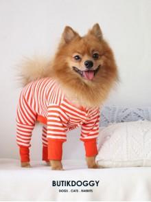 Striped Jumpsuit - 4 Color Options